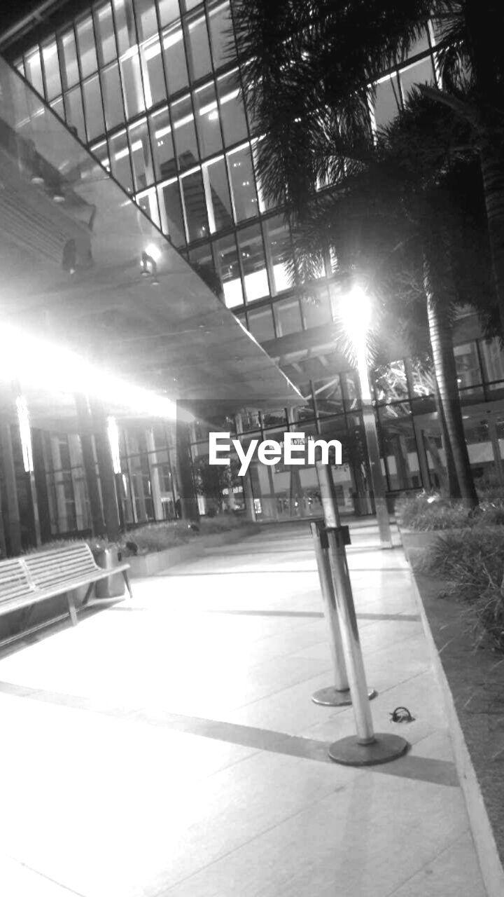 illuminated, lens flare, lighting equipment, indoors, sunlight, no people, light beam, architecture, day