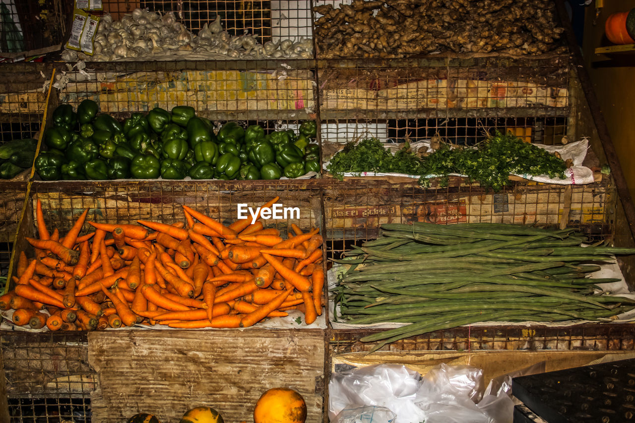 vegetable, retail, food and drink, market, market stall, healthy eating, choice, abundance, for sale, large group of objects, food, variation, no people, indoors, freshness, day, close-up, supermarket