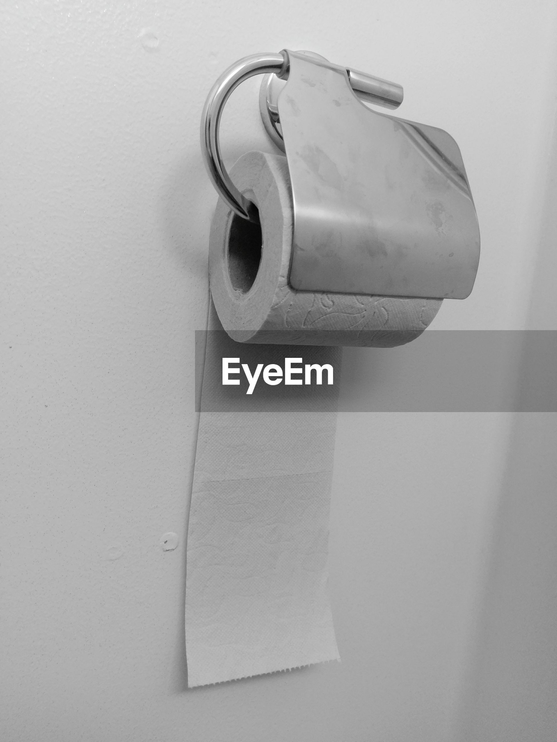 toilet paper, close-up, indoors, toilet roll holder, no people, hygiene, day