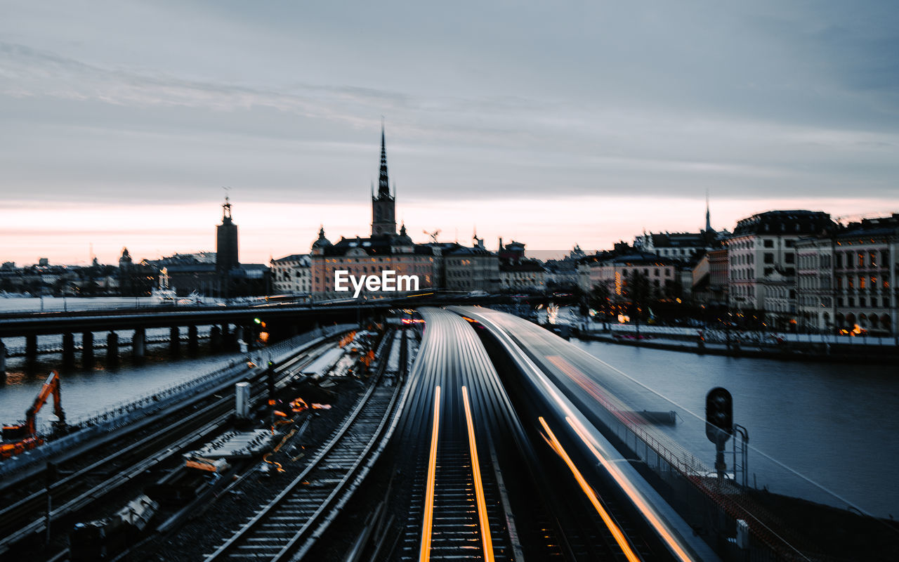 Stockholm and the amazing subway