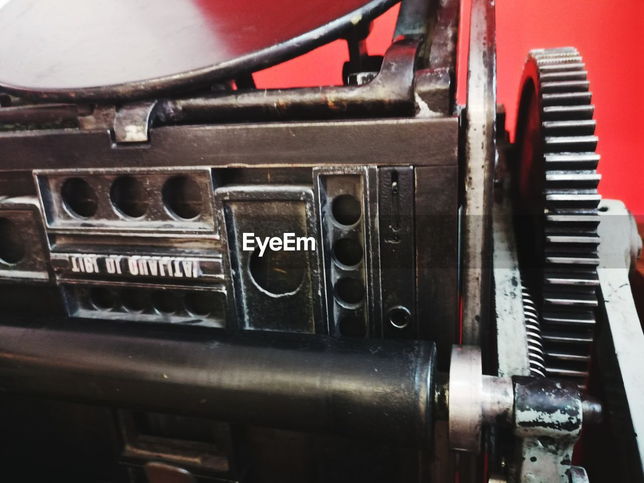 metal, close-up, technology, machinery, indoors, no people, old, retro styled, equipment, selective focus, machine part, arts culture and entertainment, industry, factory, pattern, control, gear, still life, black color, industrial equipment, electrical equipment