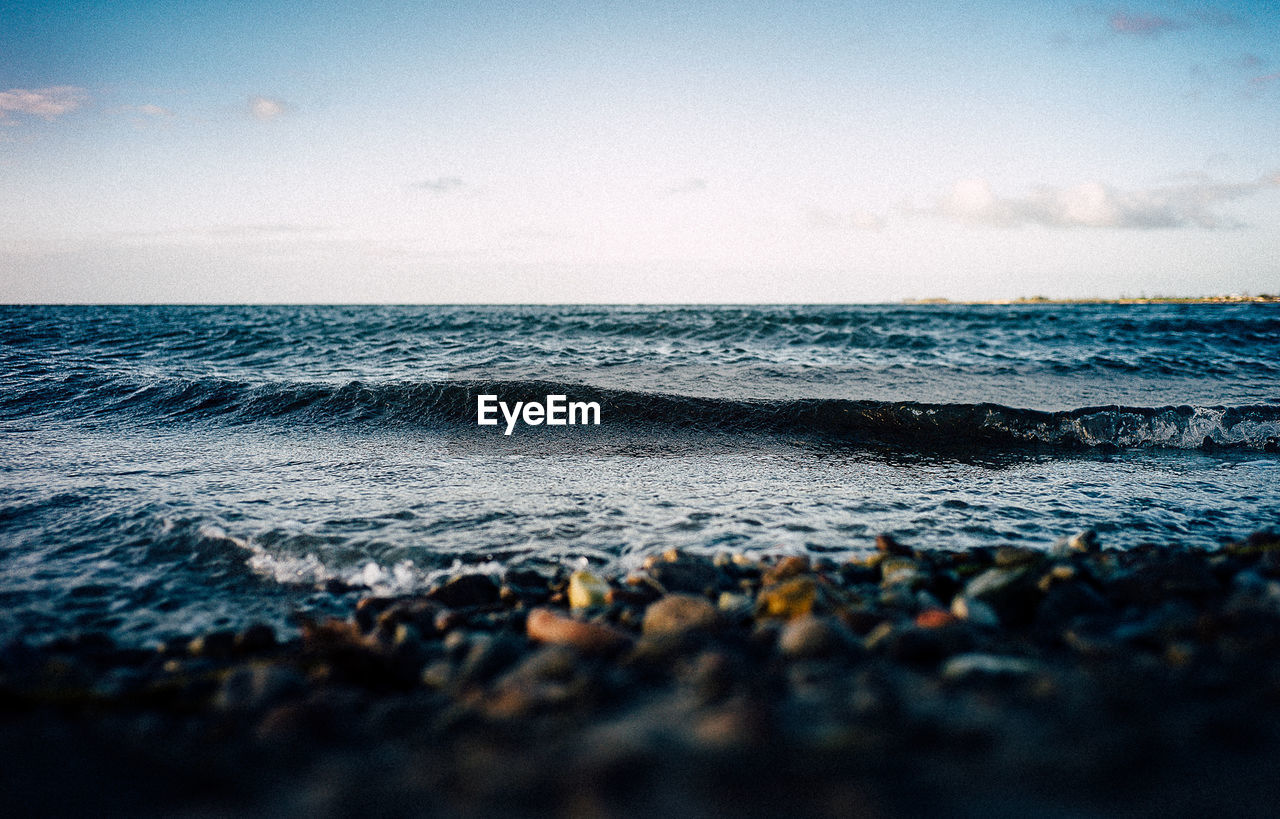 sea, horizon over water, water, nature, beauty in nature, scenics, wave, beach, no people, sky, tranquility, tranquil scene, outdoors, day