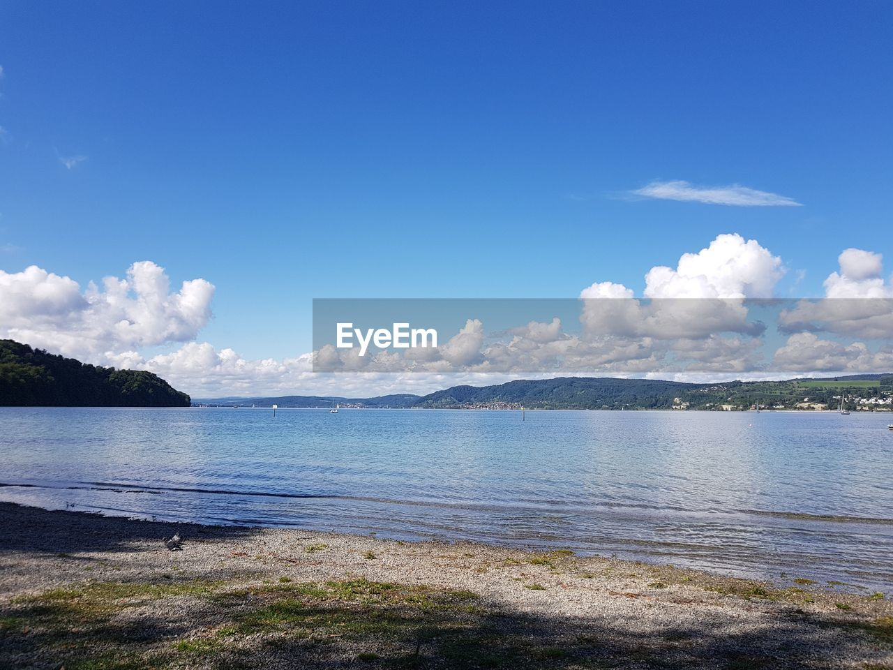water, beauty in nature, nature, tranquility, scenics, sky, mountain, lake, tranquil scene, no people, day, cloud - sky, outdoors, landscape, blue