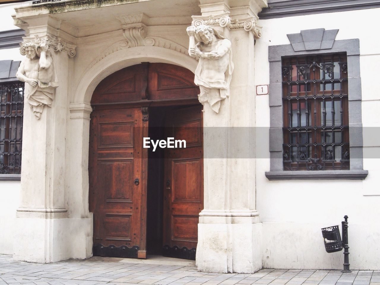 door, architecture, built structure, building exterior, entrance, no people, arch, outdoors, day, entry