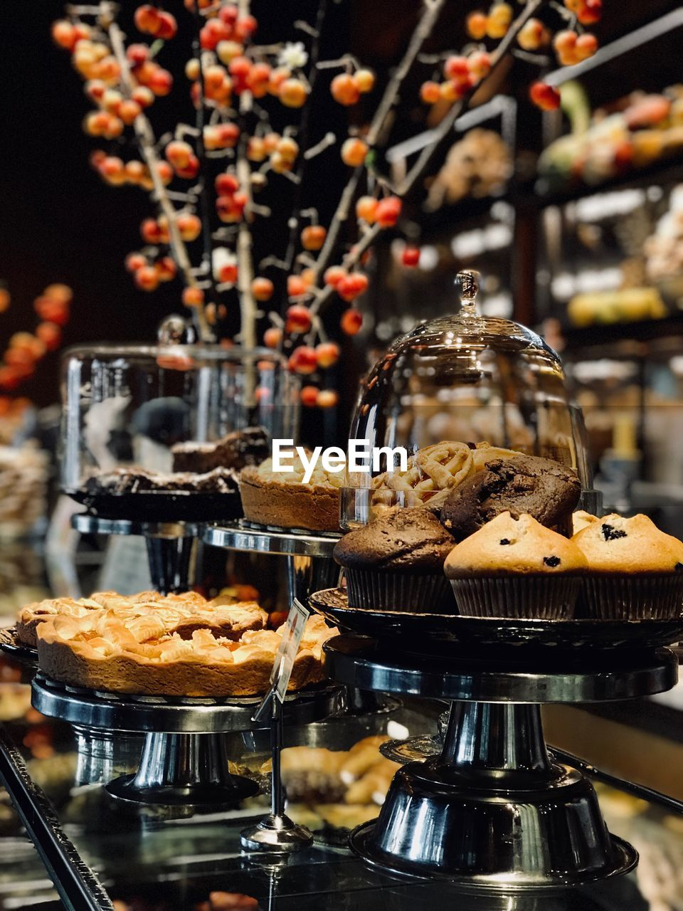 food and drink, food, freshness, sweet food, indoors, focus on foreground, baked, still life, indulgence, no people, dessert, cakestand, sweet, ready-to-eat, cake, unhealthy eating, close-up, metal, temptation, transparent, bar counter