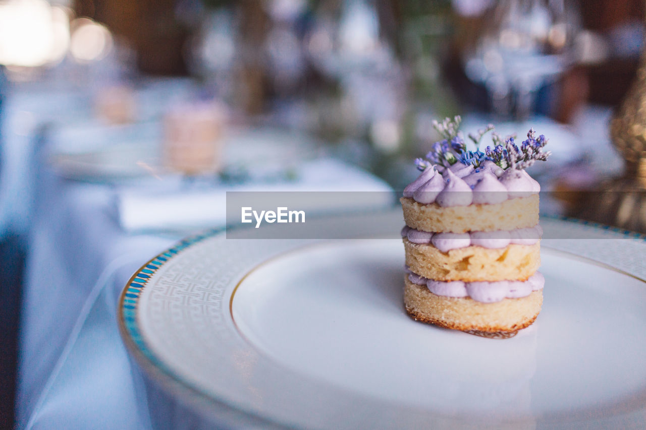 sweet food, dessert, food and drink, plate, cake, ready-to-eat, food, freshness, sweet, baked, close-up, focus on foreground, indulgence, table, temptation, indoors, no people, still life, unhealthy eating, selective focus