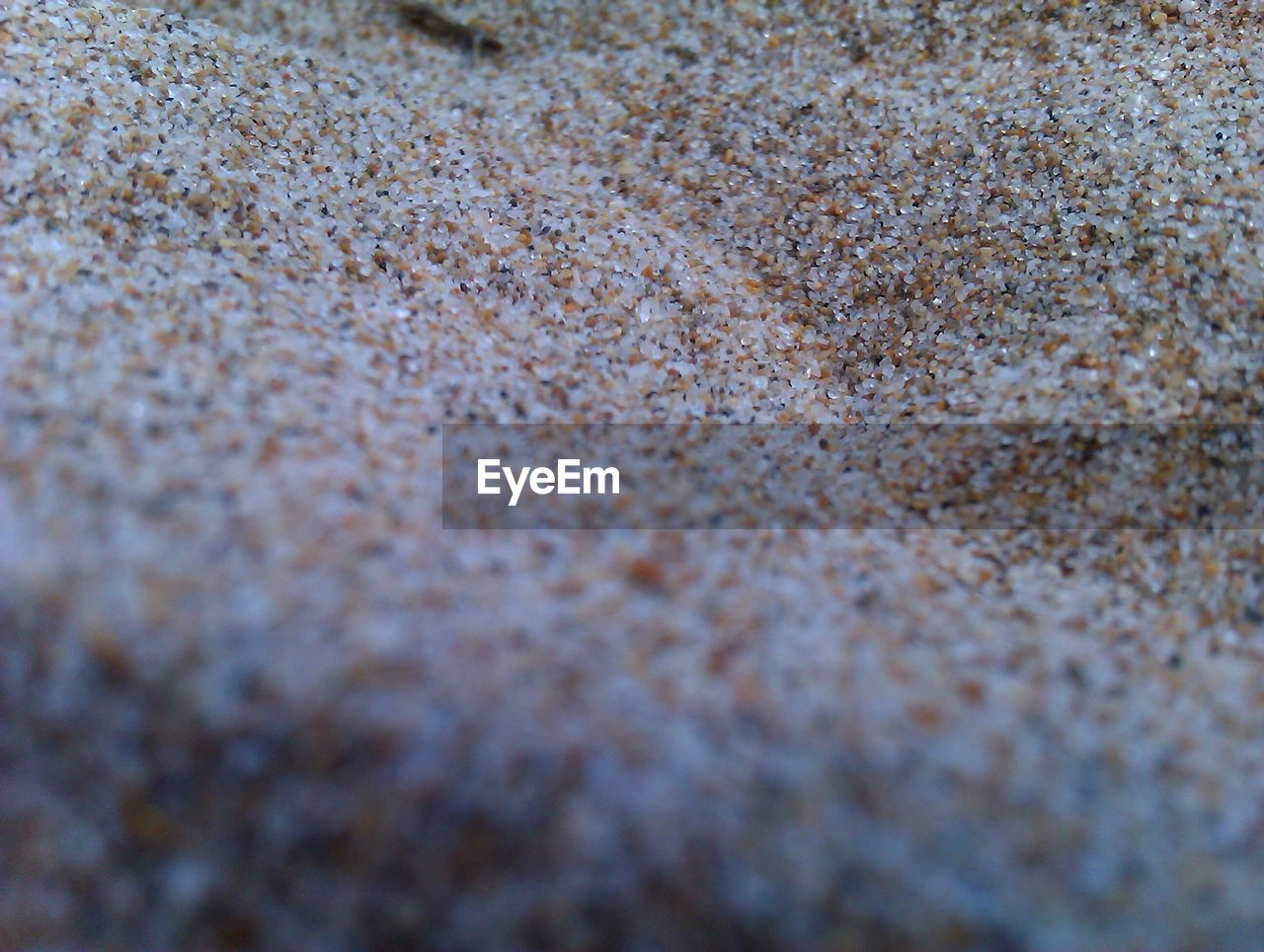Close-up of sand