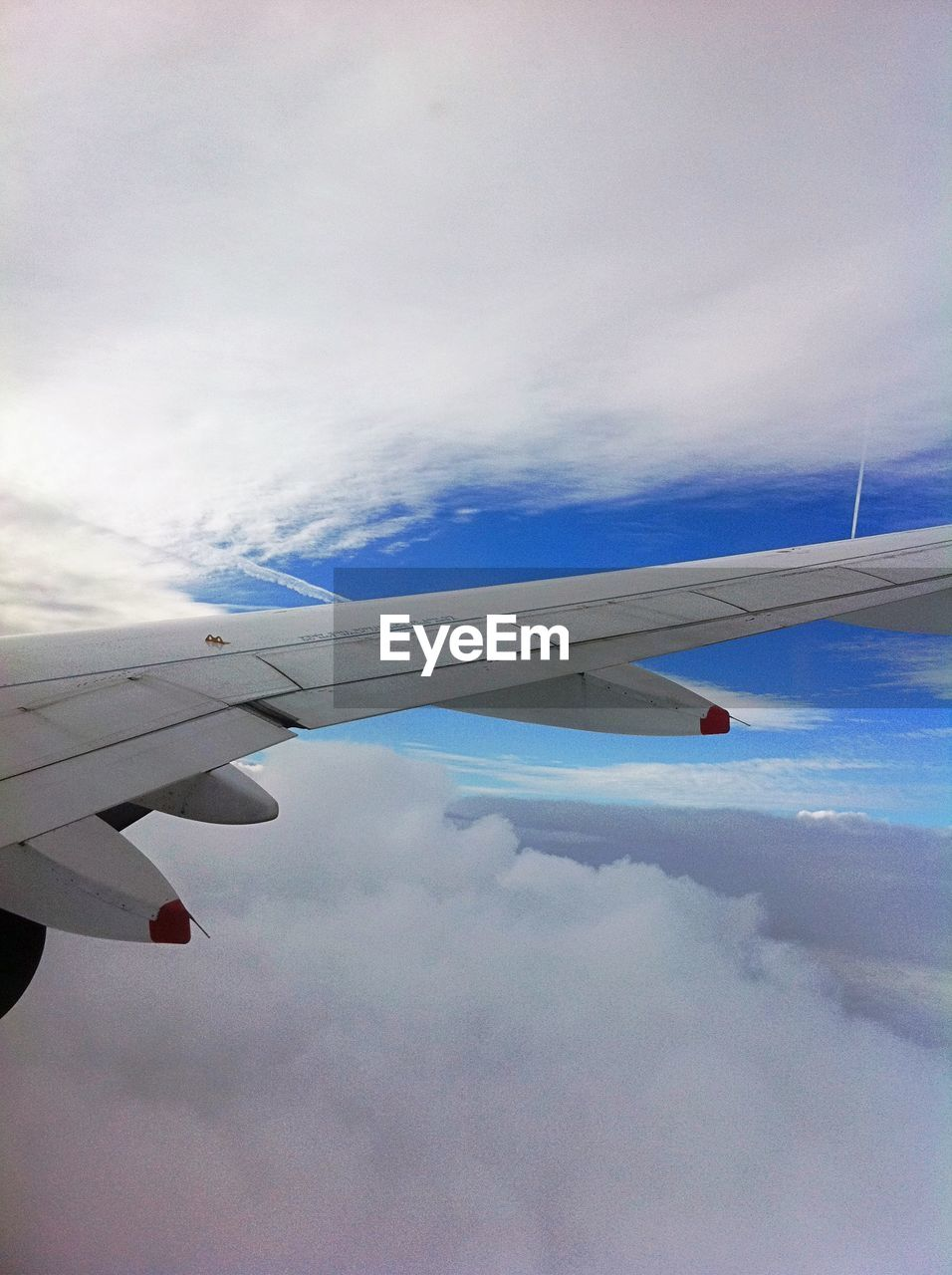 airplane, transportation, sky, journey, cloud - sky, airplane wing, no people, travel, nature, aerial view, flying, air vehicle, day, outdoors, beauty in nature