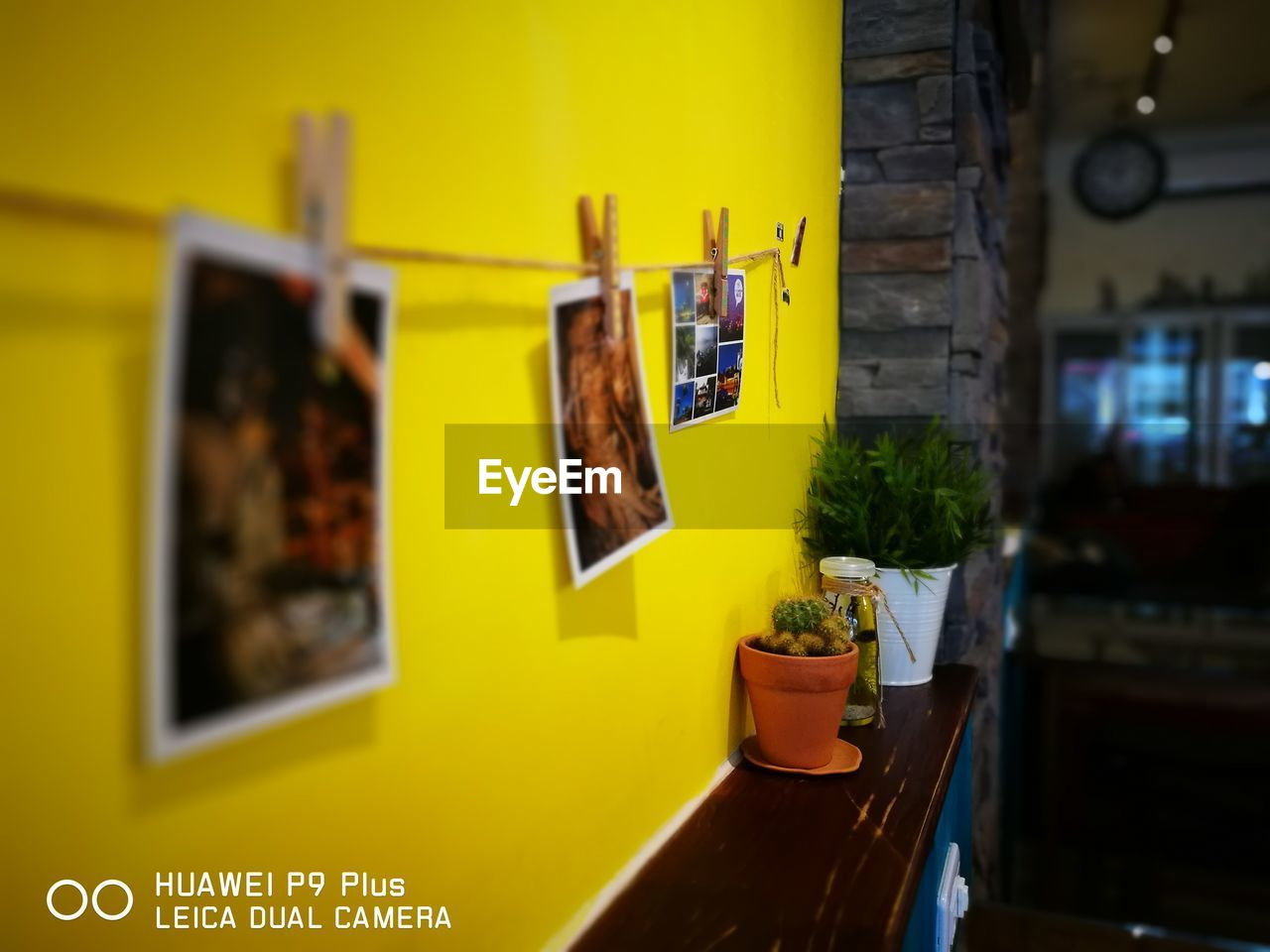 yellow, no people, indoors, store, architecture, built structure, day, building exterior, close-up