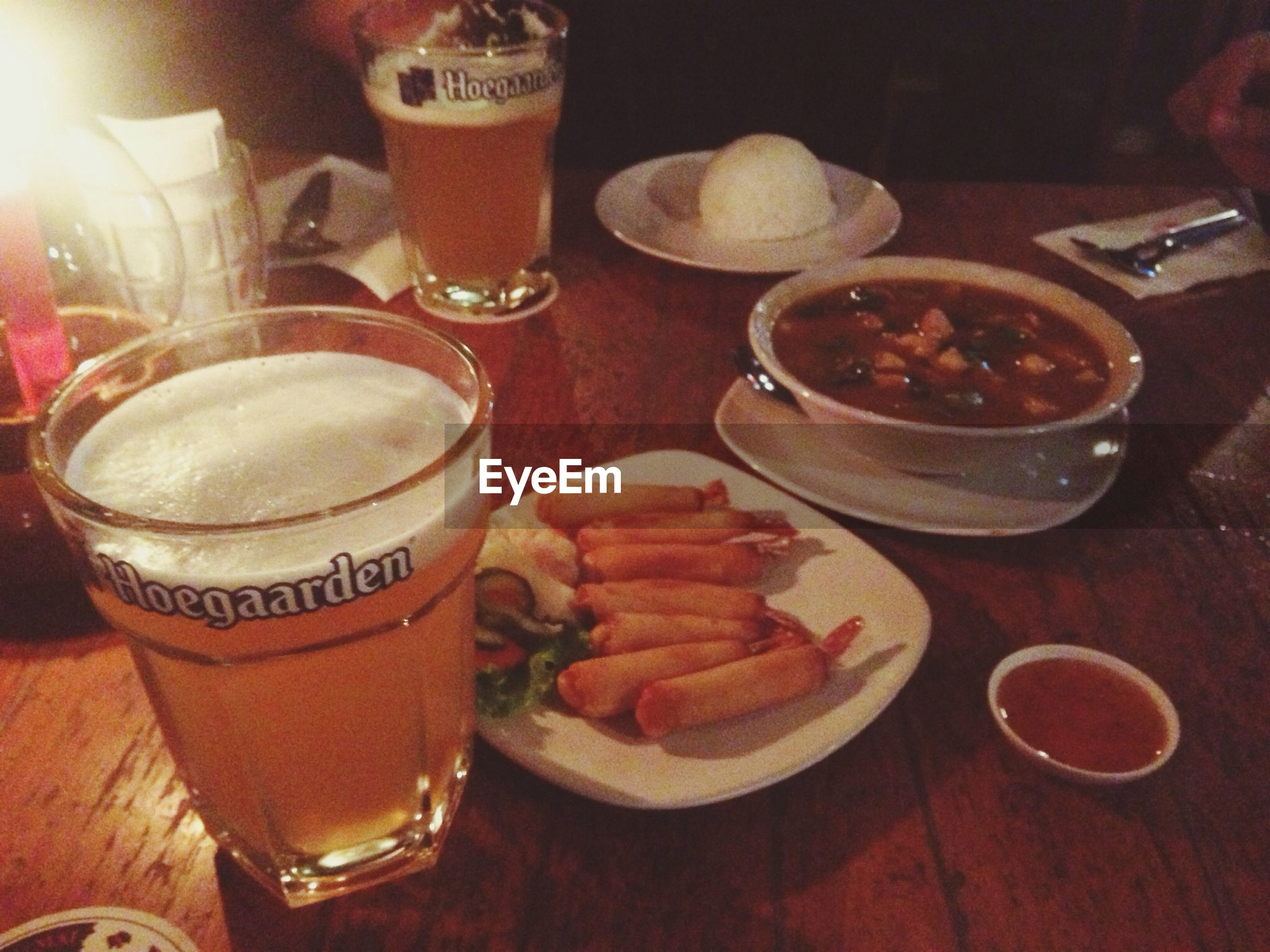 food and drink, drink, indoors, refreshment, table, freshness, still life, drinking glass, coffee cup, close-up, text, coffee - drink, frothy drink, food, western script, alcohol, healthy eating, no people, ready-to-eat, high angle view