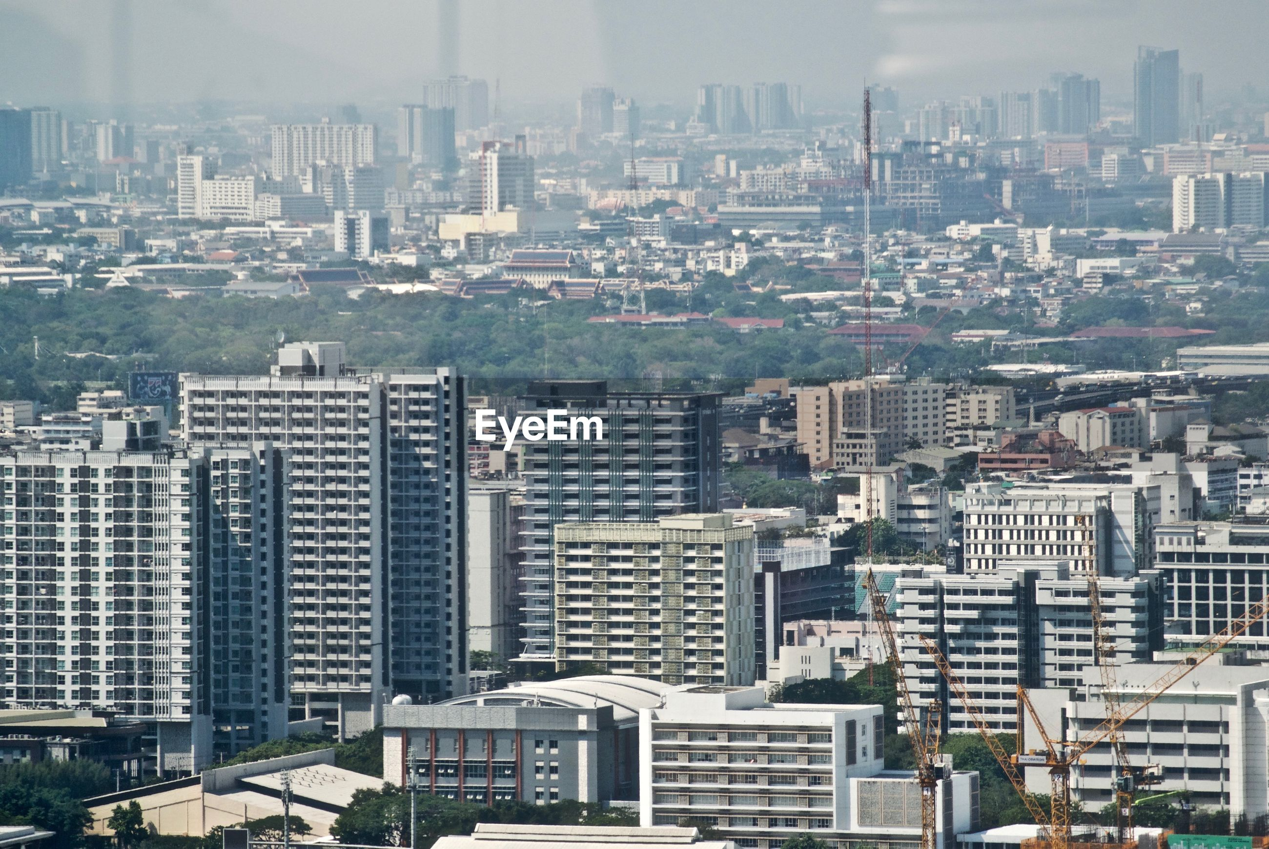 VIEW OF CITYSCAPE