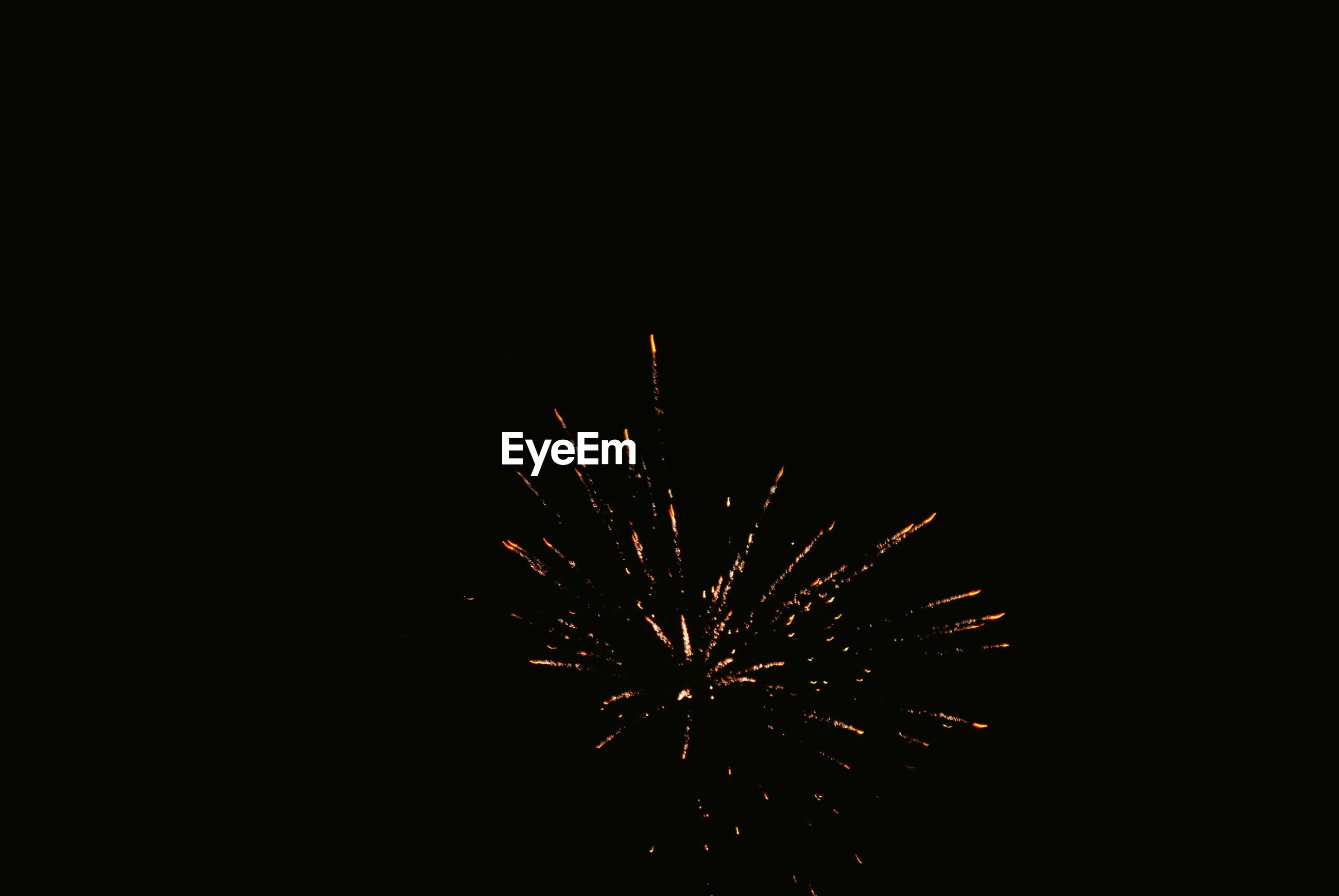 copy space, celebration, firework display, night, no people, firework - man made object, outdoors, burning, event, exploding, firework