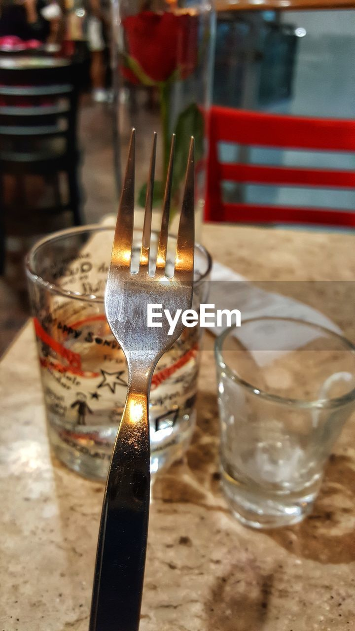flame, candle, no people, burning, focus on foreground, close-up, table, indoors, drinking glass, day, freshness