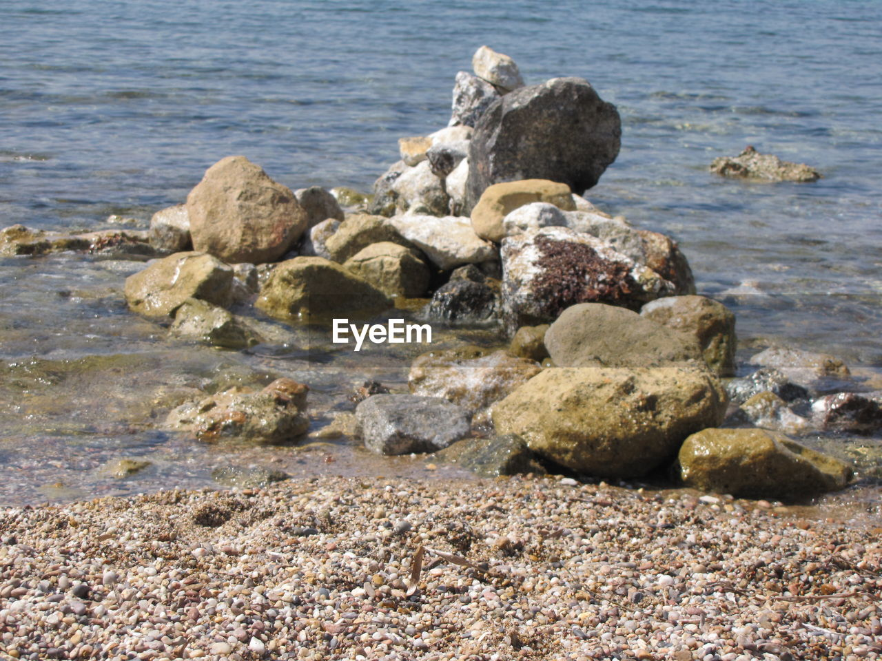 rock - object, sea, beach, water, nature, no people, day, outdoors, beauty in nature, close-up