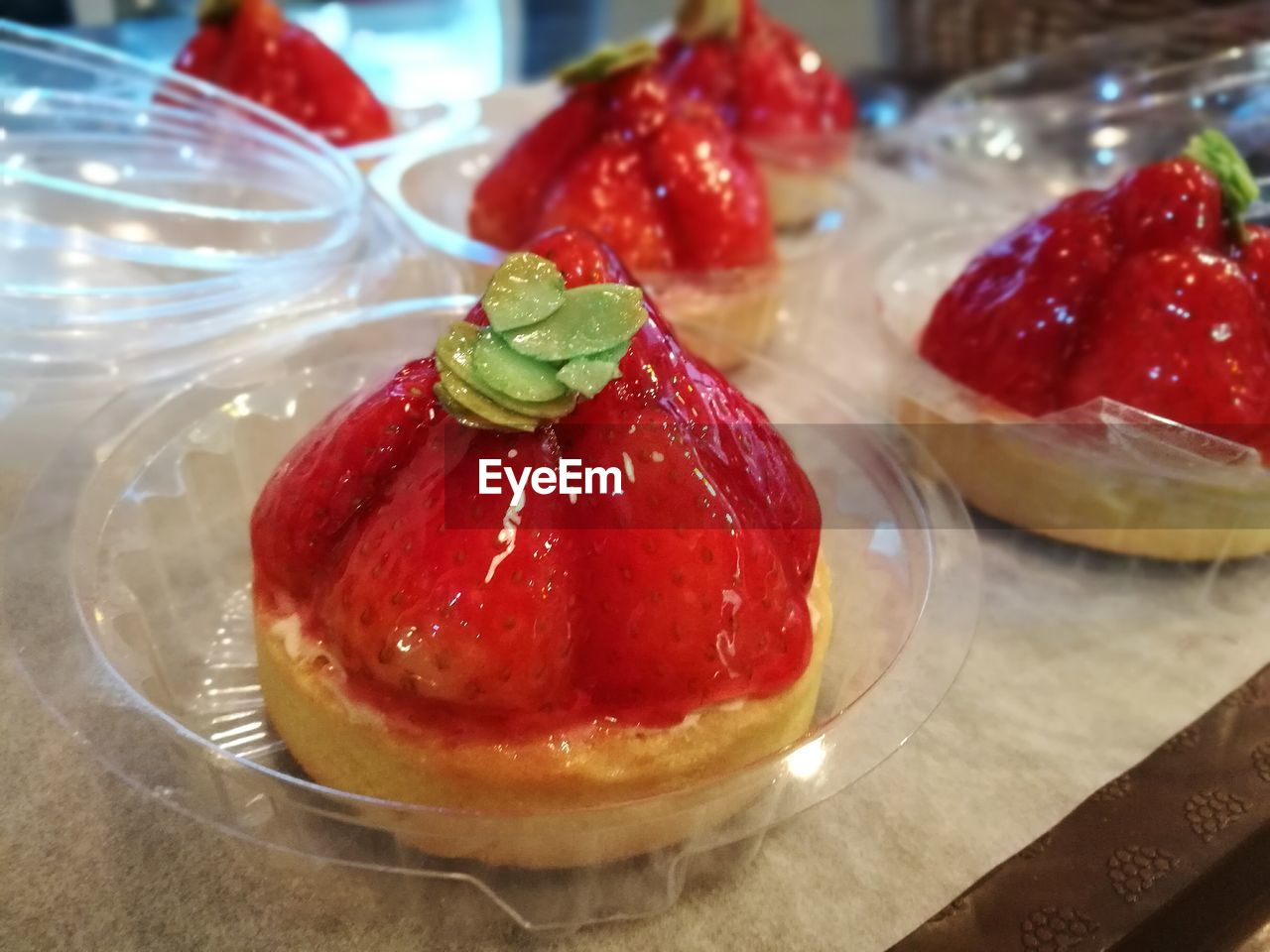 sweet food, food and drink, food, strawberry, freshness, indulgence, dessert, temptation, fruit, still life, indoors, ready-to-eat, table, unhealthy eating, red, no people, plate, serving size, jam, close-up, tart - dessert, cheesecake, day
