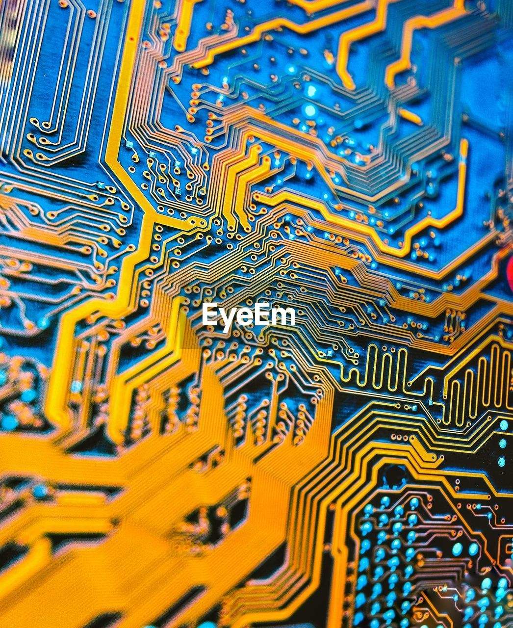 full frame, circuit board, backgrounds, pattern, computer chip, electronics industry, no people, close-up, indoors, industry, blue, complexity, abstract, technology, selective focus, mother board, textured, multi colored, intricacy, creativity