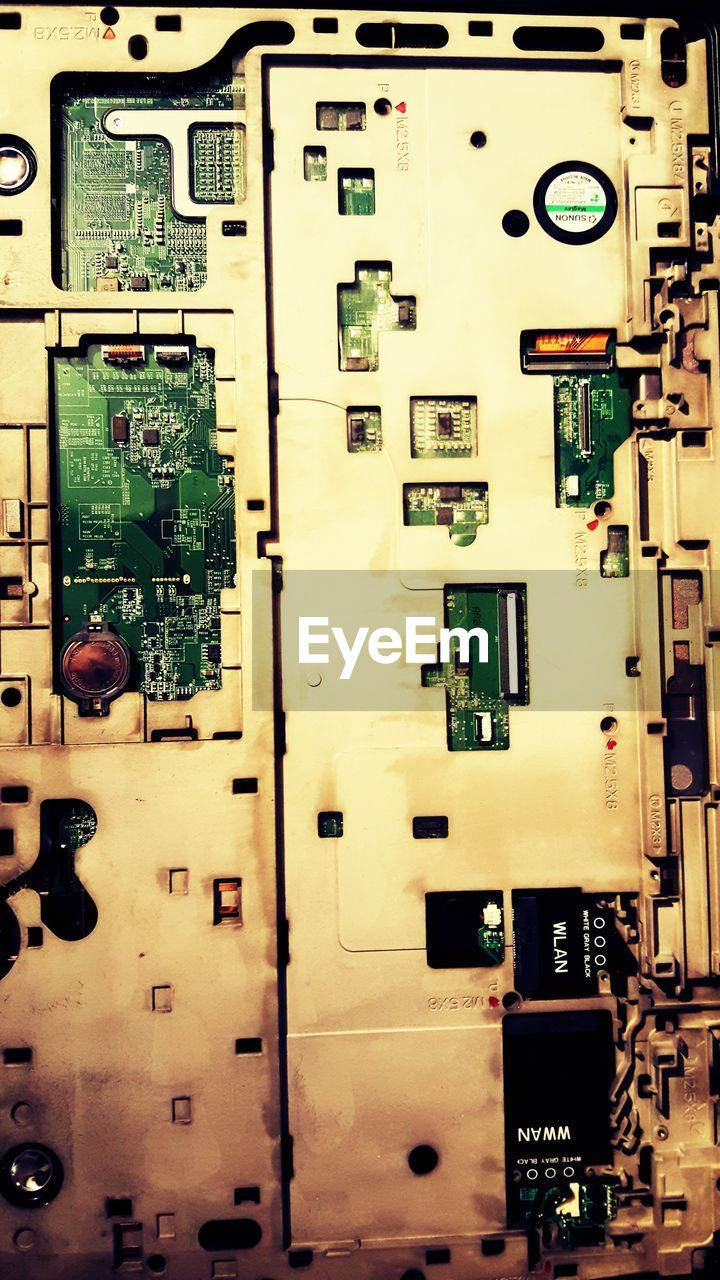 technology, no people, indoors, day, close-up, mother board