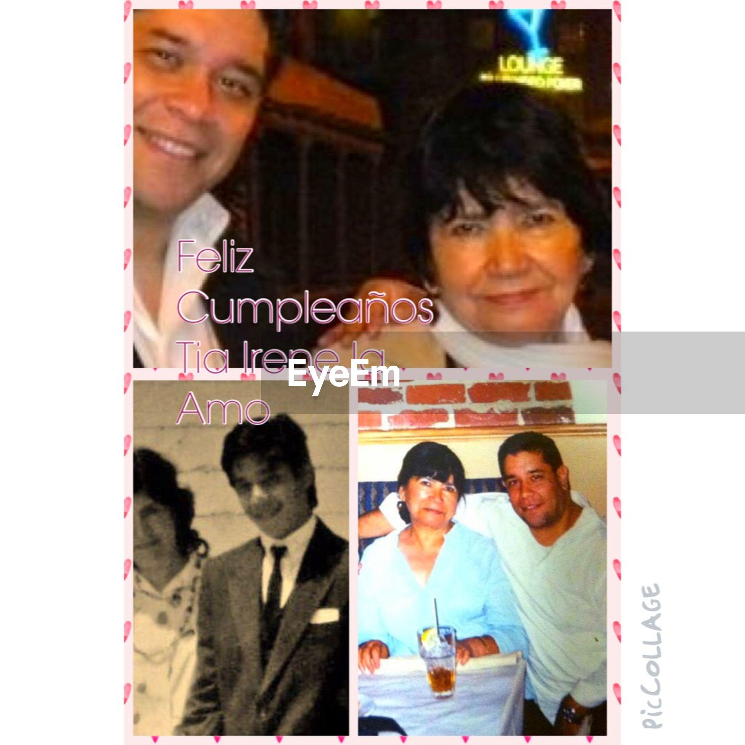 Amo Mi Madrastra Feliz Cumpleaños Tía Irene La Eyeem