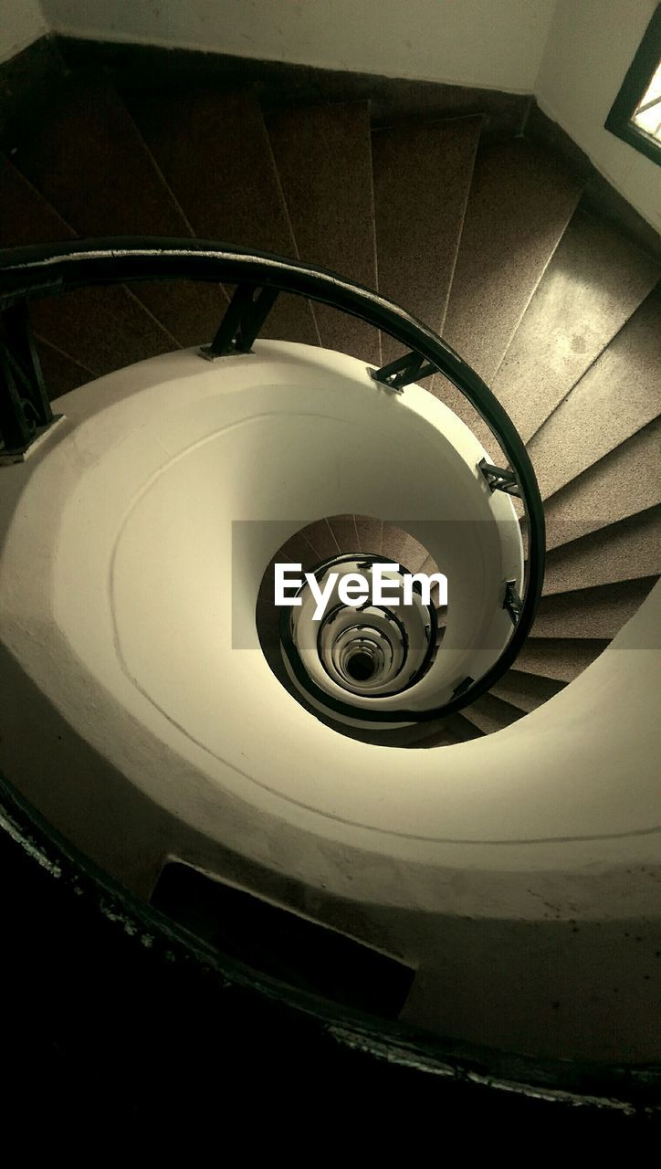 spiral, staircase, steps, steps and staircases, spiral stairs, built structure, railing, architecture, stairs, design, hand rail, no people, low angle view, day
