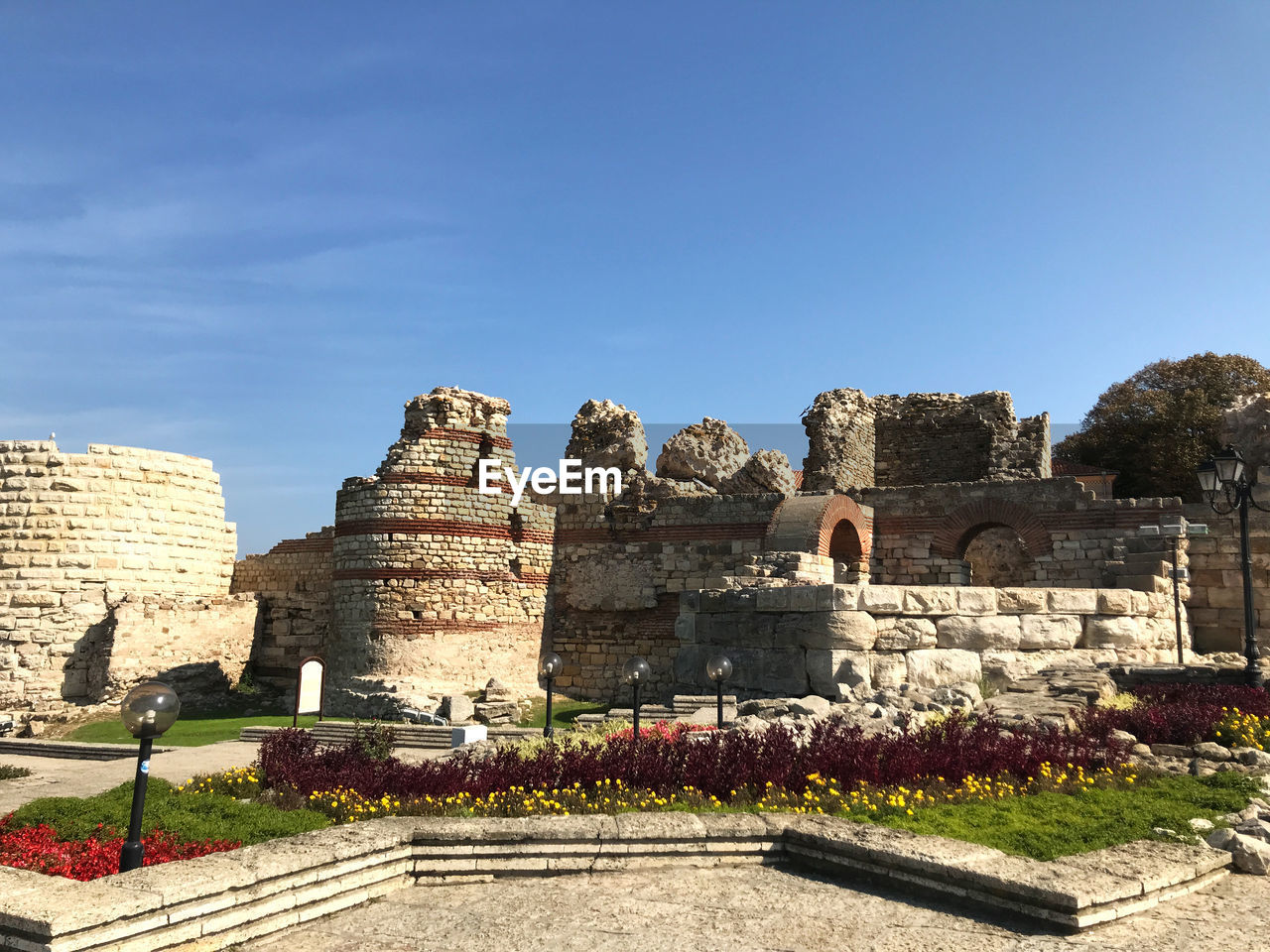 history, sky, the past, architecture, ancient, built structure, nature, day, old ruin, sunlight, travel destinations, no people, travel, old, ancient civilization, tourism, building exterior, building, plant, copy space, outdoors, archaeology, ruined