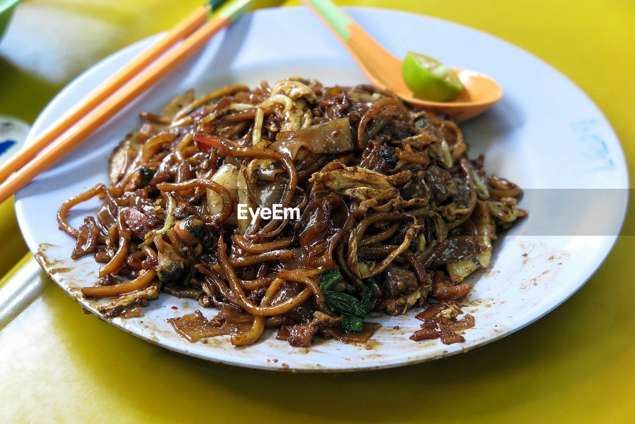 ready-to-eat, plate, food, food and drink, serving size, freshness, no people, close-up, table, high angle view, healthy eating, indoors, meal, cooked, day