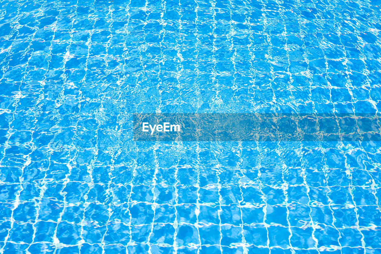water, pool, blue, backgrounds, swimming pool, full frame, nature, no people, close-up, pattern, transparent, food and drink, motion, outdoors, freshness, textured, refreshment, reflection, water surface, abstract, clean, purity, turquoise colored