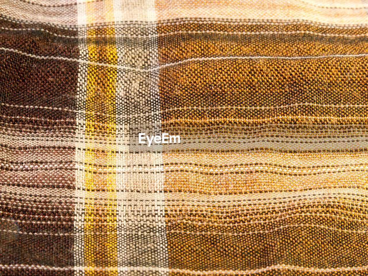 backgrounds, pattern, no people, full frame, yellow, textured, close-up, textile, water, striped, multi colored, brown, abstract, material, black color, nature, glass, transparent, indoors, textured effect