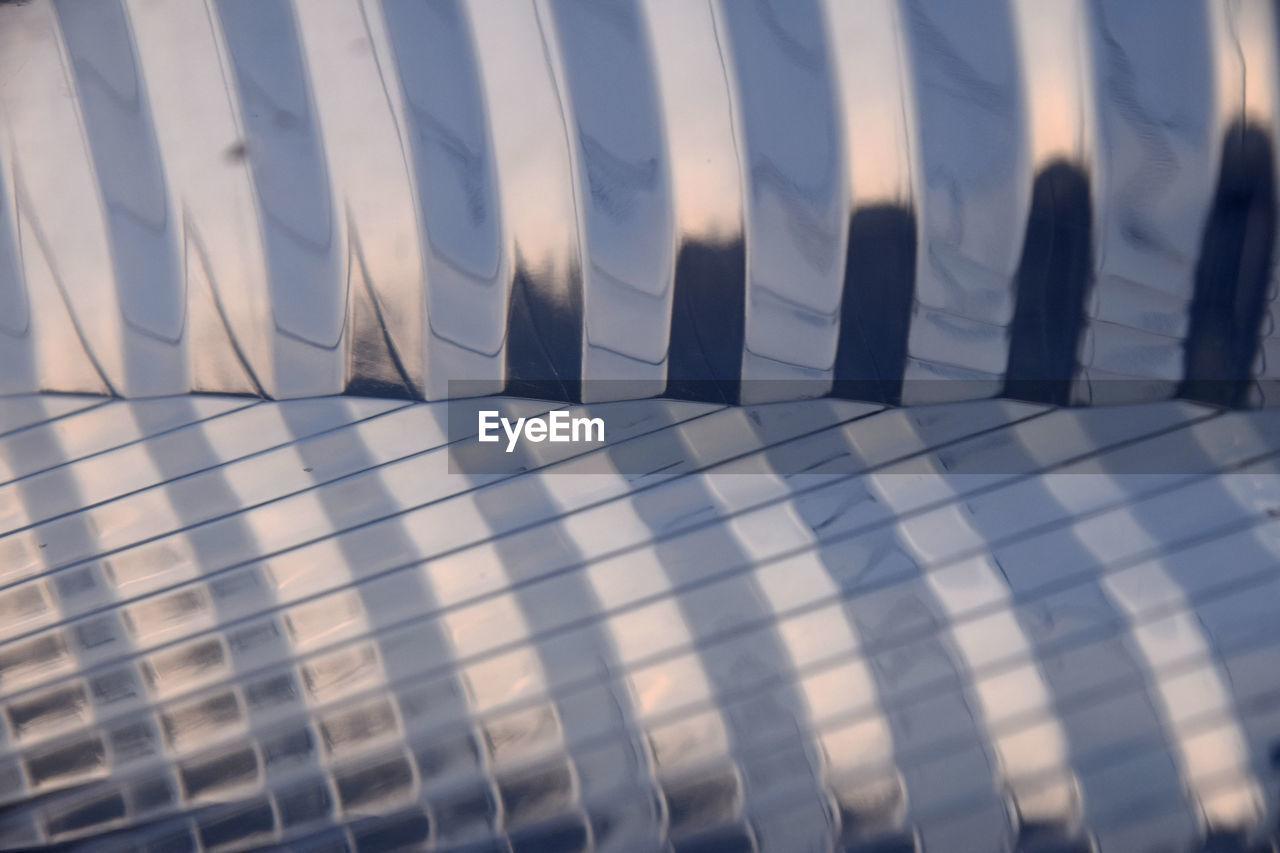 Detail Shot Of Car Headlight