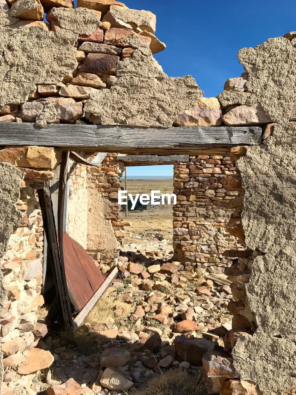 day, built structure, architecture, rock - object, outdoors, building exterior, nature, no people, sky