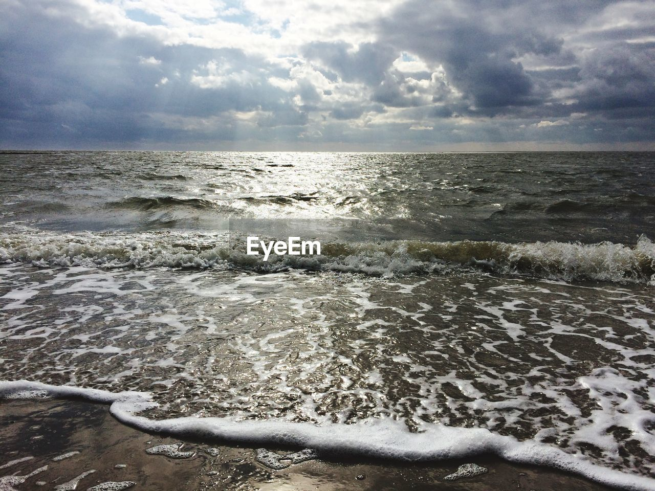 sea, sky, water, nature, horizon over water, beauty in nature, no people, wave, cloud - sky, scenics, tranquility, beach, outdoors, day