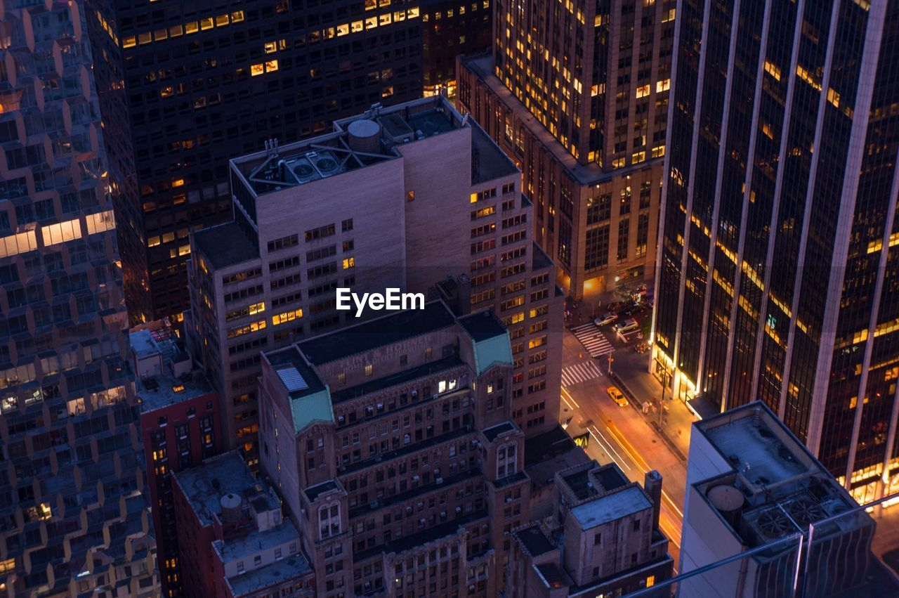architecture, night, illuminated, building exterior, city, built structure, no people, cityscape, outdoors, skyscraper