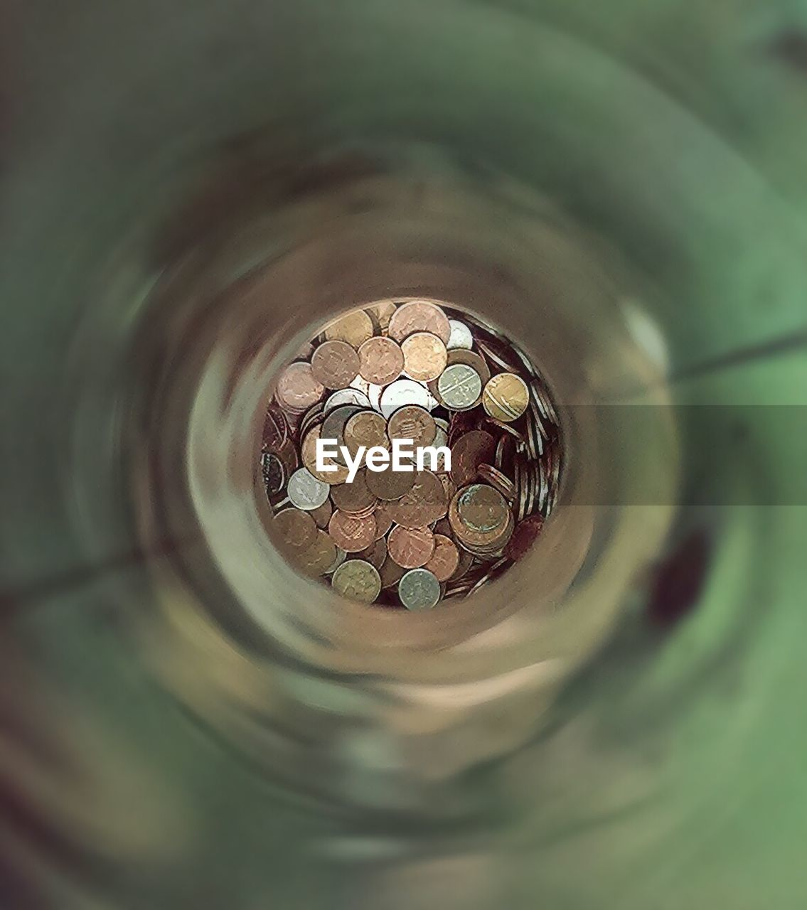 coin, wealth, finance, savings, currency, selective focus, investment, large group of objects, no people, indoors, stack, close-up, day