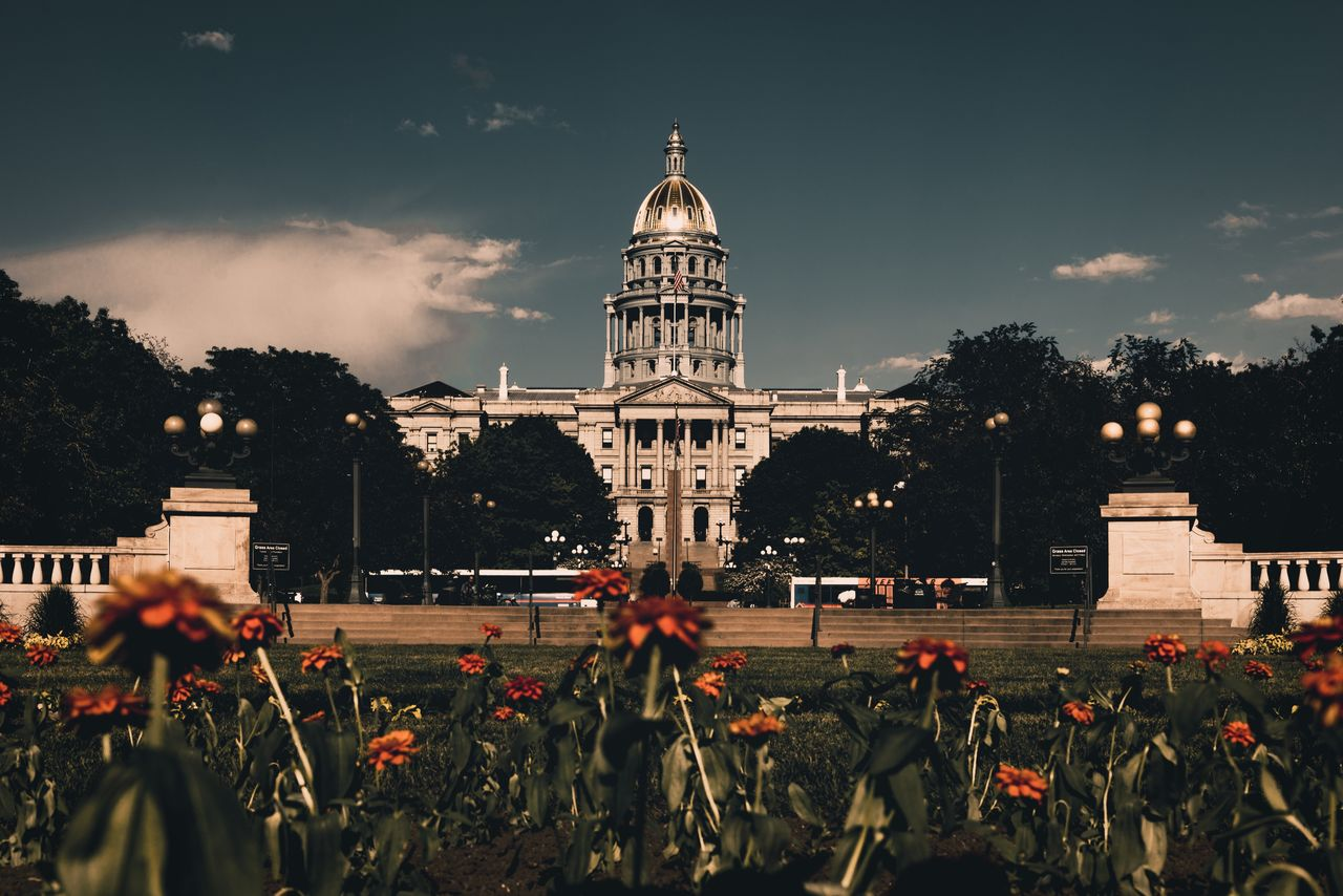 sky, building exterior, architecture, plant, built structure, nature, dome, history, the past, travel destinations, city, tourism, travel, tree, cloud - sky, flower, flowering plant, incidental people, outdoors, government
