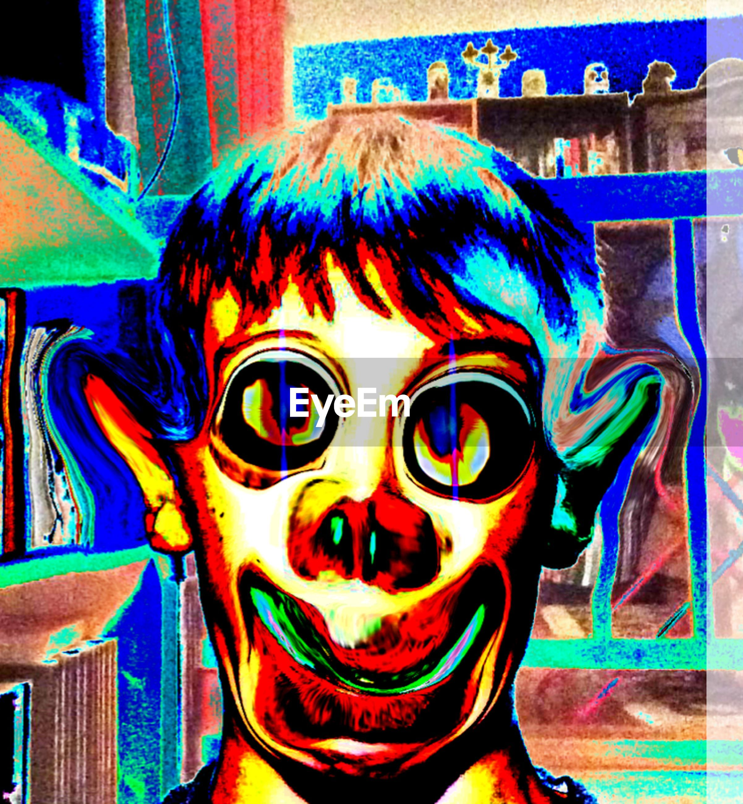 art and craft, art, creativity, multi colored, blue, human representation, graffiti, animal representation, design, craft, close-up, pattern, sculpture, mural, wall - building feature, no people, colorful, painting