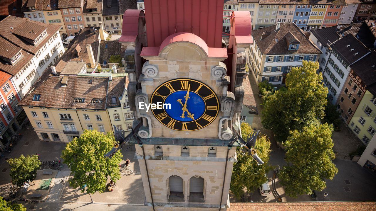 building exterior, architecture, built structure, clock, clock tower, no people, day, time, outdoors, travel destinations, clock face, city