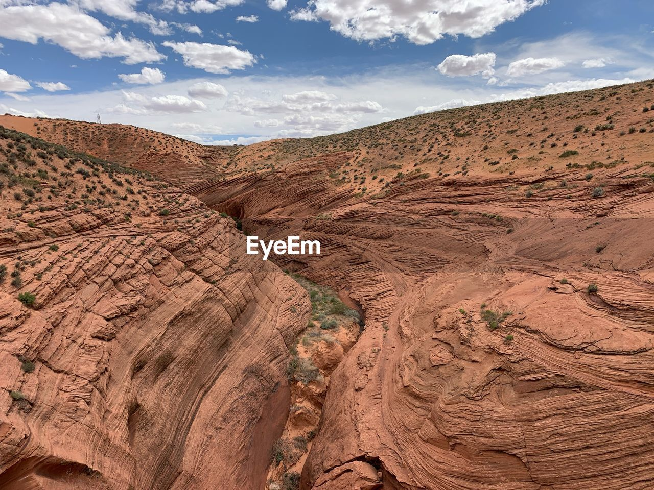 scenics - nature, non-urban scene, sky, beauty in nature, tranquil scene, cloud - sky, tranquility, landscape, rock, rock formation, geology, environment, physical geography, rock - object, arid climate, climate, remote, no people, mountain, nature, outdoors, formation, eroded