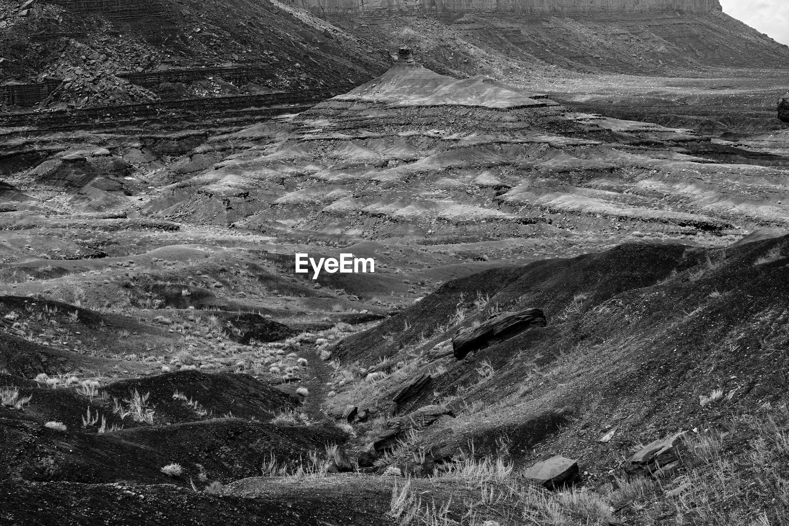 Full frame shot of landscape