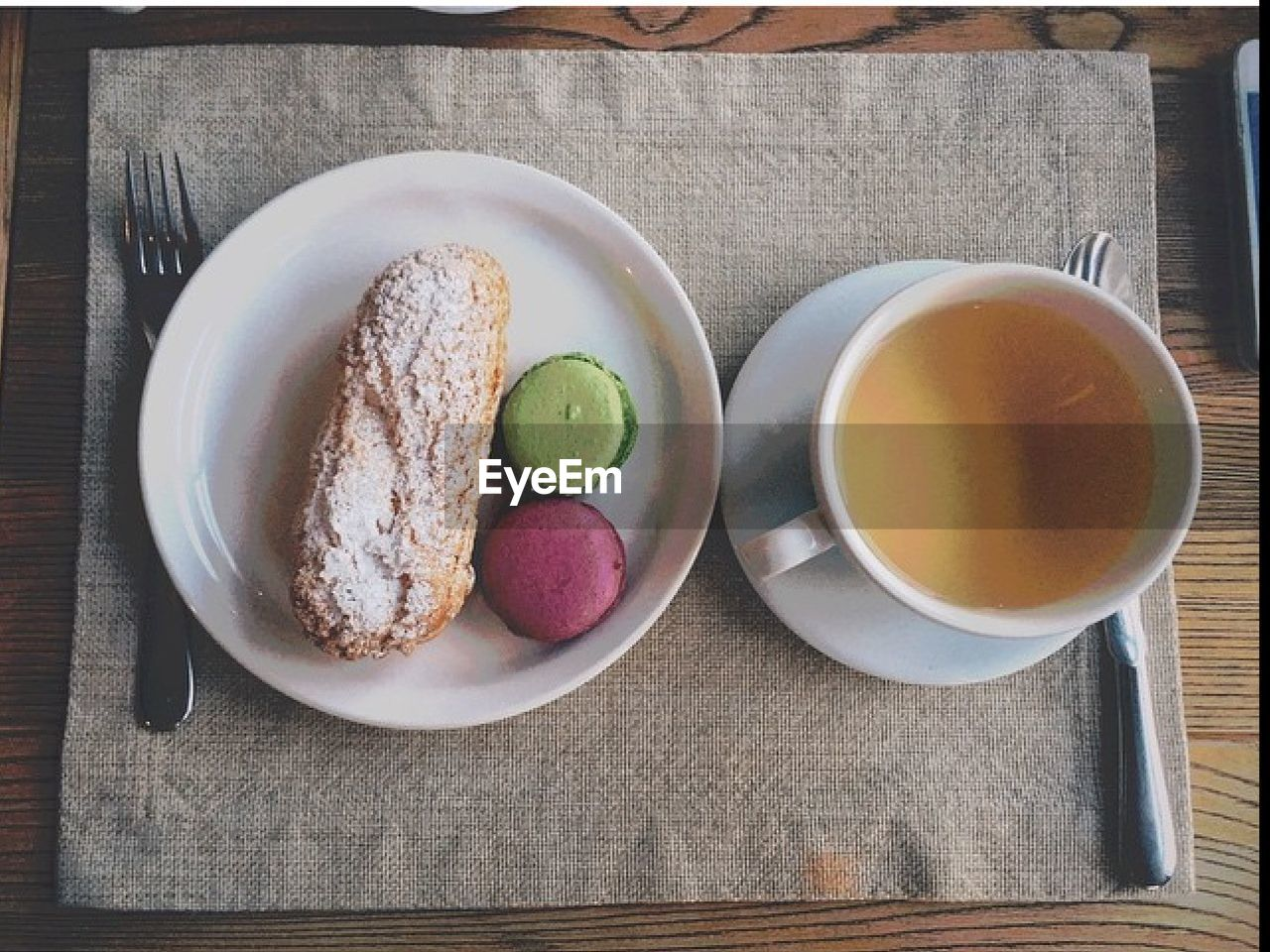 food and drink, food, table, freshness, bowl, refreshment, no people, indoors, drink, high angle view, plate, sweet food, breakfast, slice, ready-to-eat, healthy eating, close-up, day