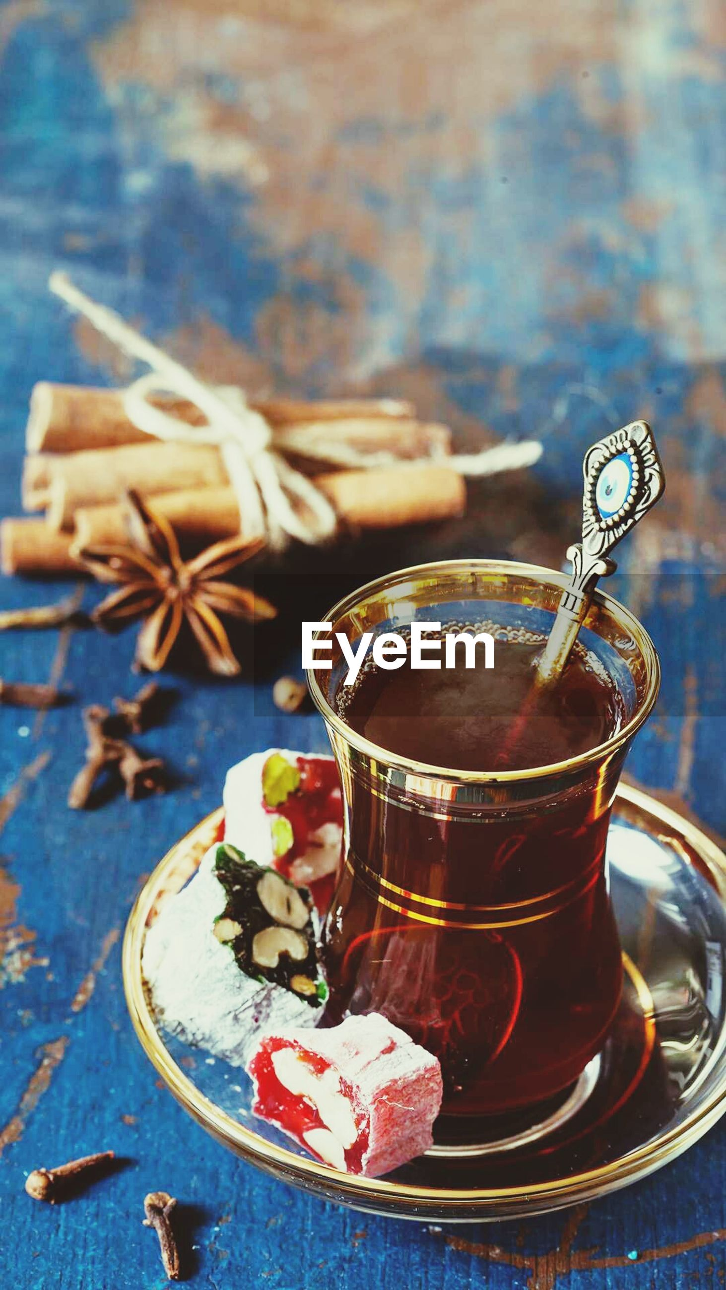 sweet food, food, tea - hot drink, drink, food and drink, dessert, close-up, star anise, indoors, no people, freshness, day
