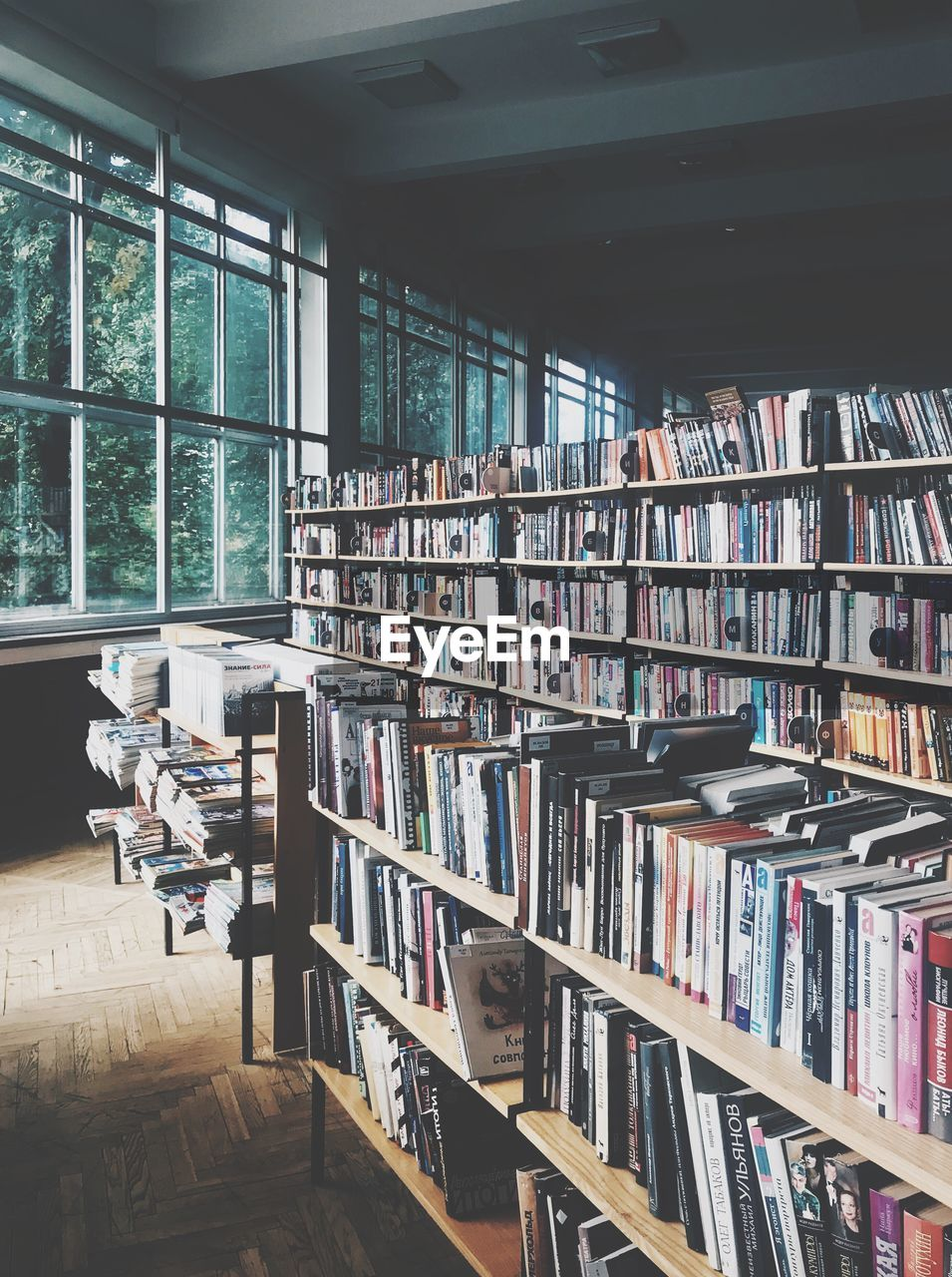 book, shelf, publication, education, large group of objects, bookshelf, library, indoors, abundance, order, arrangement, literature, learning, variation, in a row, choice, collection, no people, shelves, day