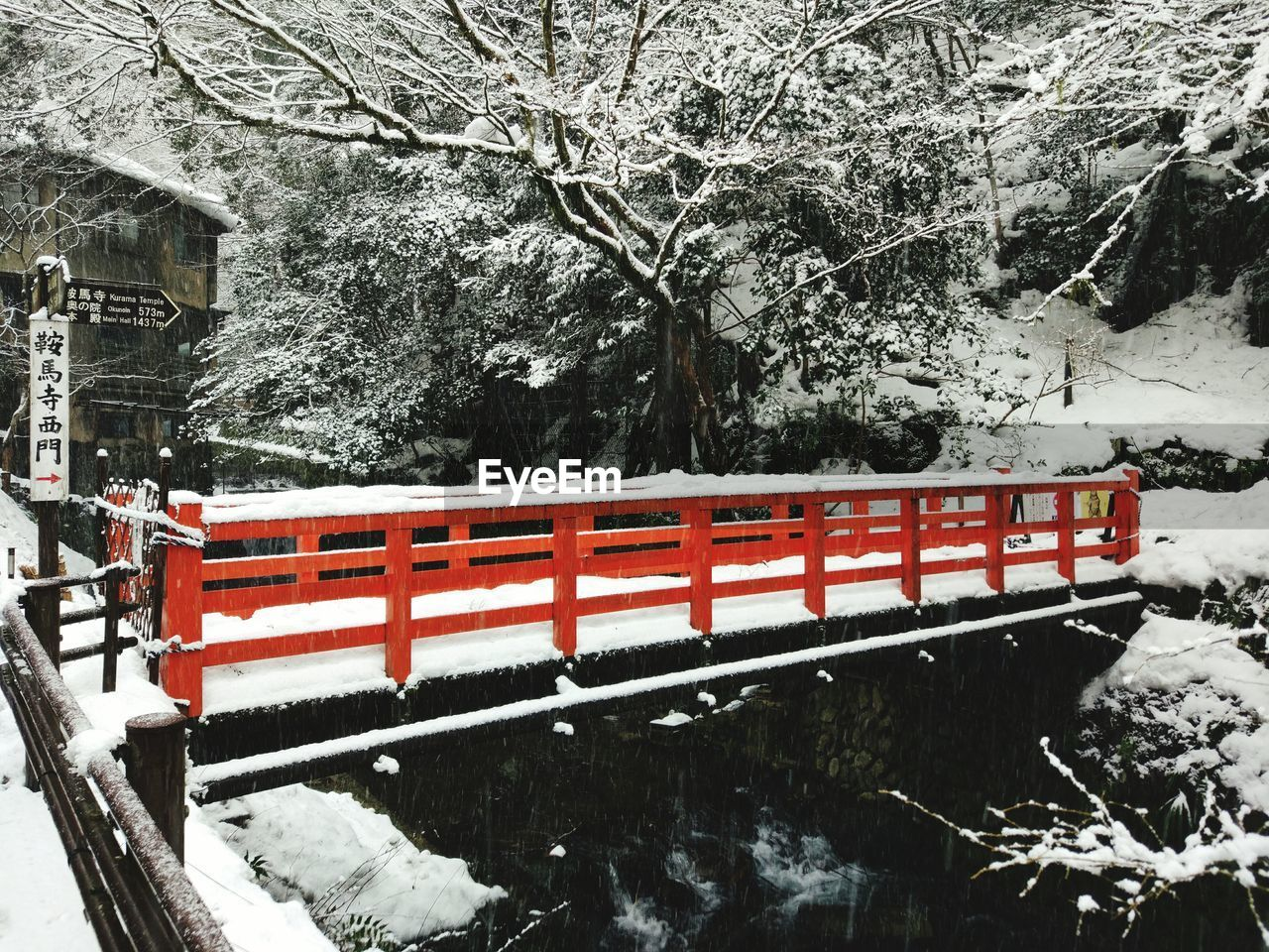 snow, winter, cold temperature, weather, nature, white color, frozen, outdoors, day, snowing, tree, red, beauty in nature, built structure, no people, extreme weather, architecture, close-up
