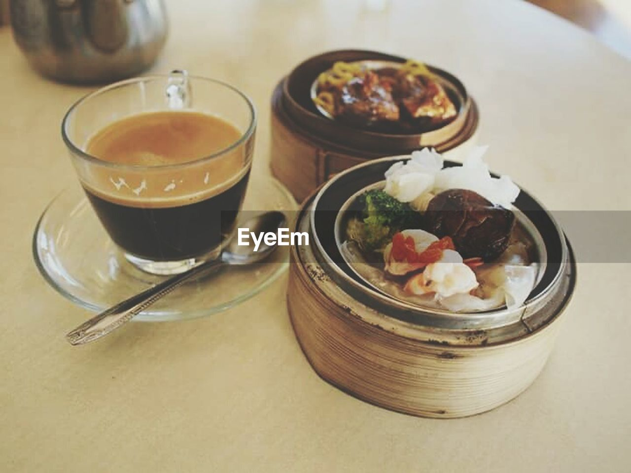 food and drink, freshness, food, indoors, ready-to-eat, bowl, serving size, healthy eating, no people, close-up, dumpling, meat, dim sum, day