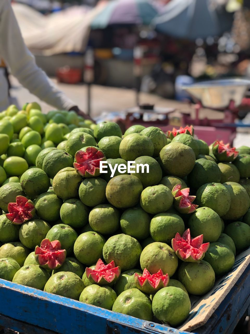food and drink, healthy eating, food, market, freshness, wellbeing, market stall, retail, large group of objects, abundance, green color, for sale, fruit, choice, day, vegetable, small business, incidental people, outdoors, close-up, retail display, sale, street market, ripe
