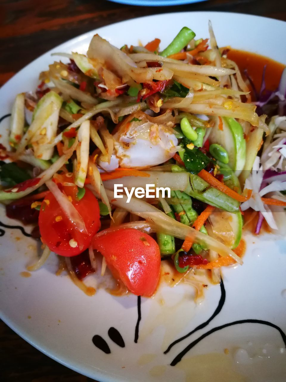 food and drink, plate, food, ready-to-eat, freshness, healthy eating, indoors, serving size, no people, close-up, vegetable, day