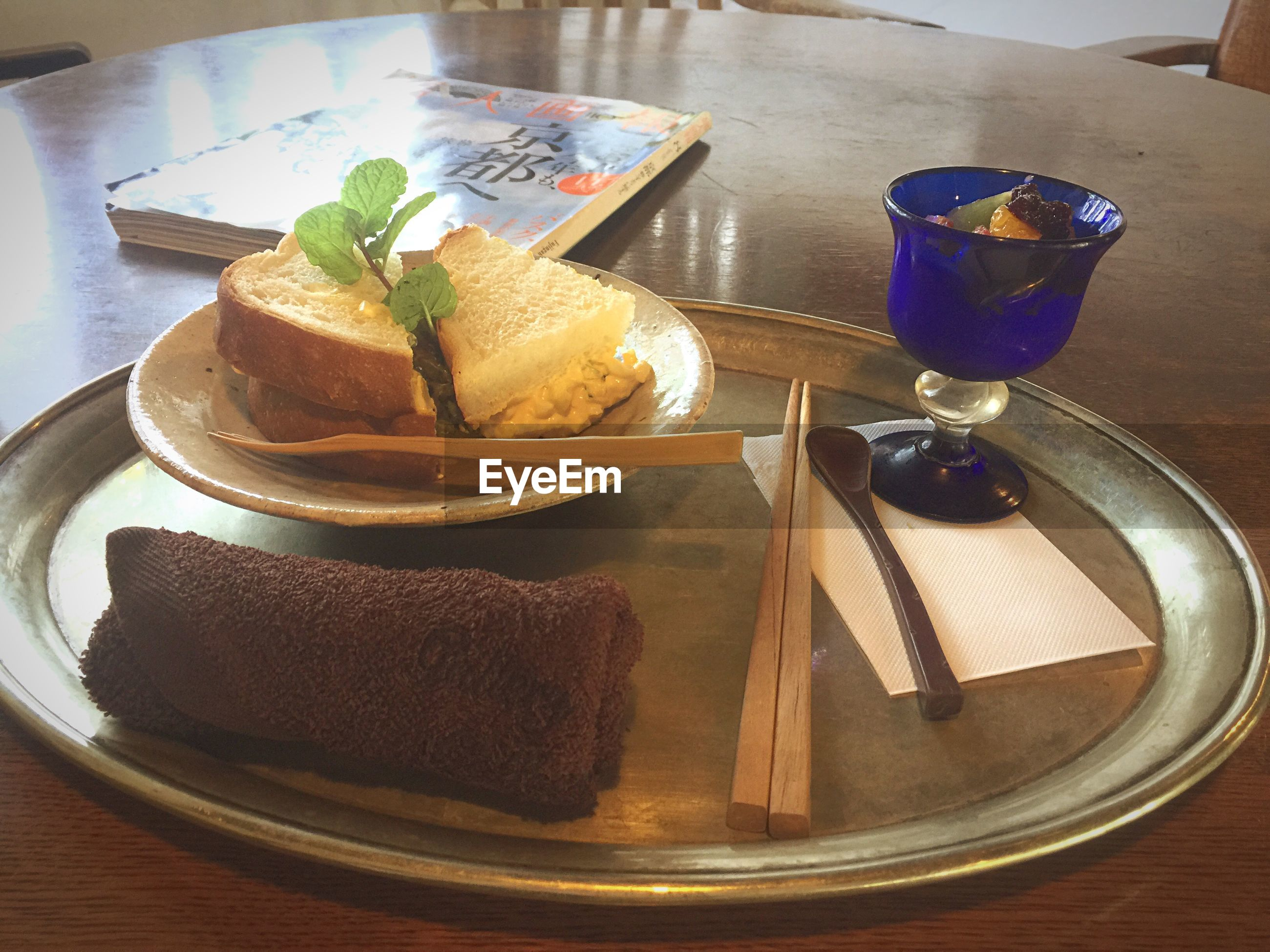 food and drink, food, indoors, freshness, table, plate, sweet food, ready-to-eat, still life, dessert, indulgence, unhealthy eating, high angle view, serving size, cake, temptation, drink, close-up, no people, served