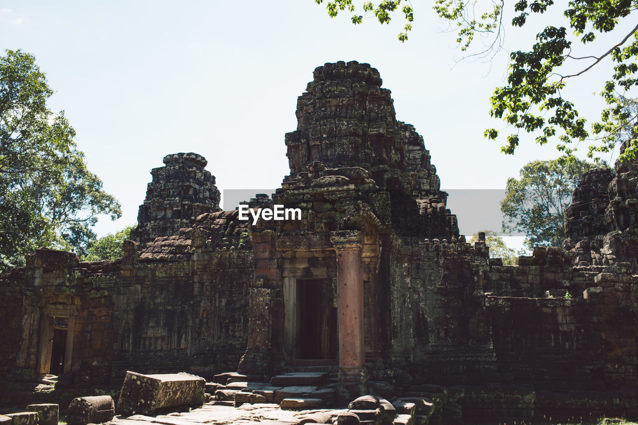 architecture, built structure, religion, place of worship, history, the past, ancient, sky, spirituality, belief, travel, old ruin, ancient civilization, nature, travel destinations, building, tourism, old, building exterior, no people, archaeology, outdoors, ruined, deterioration