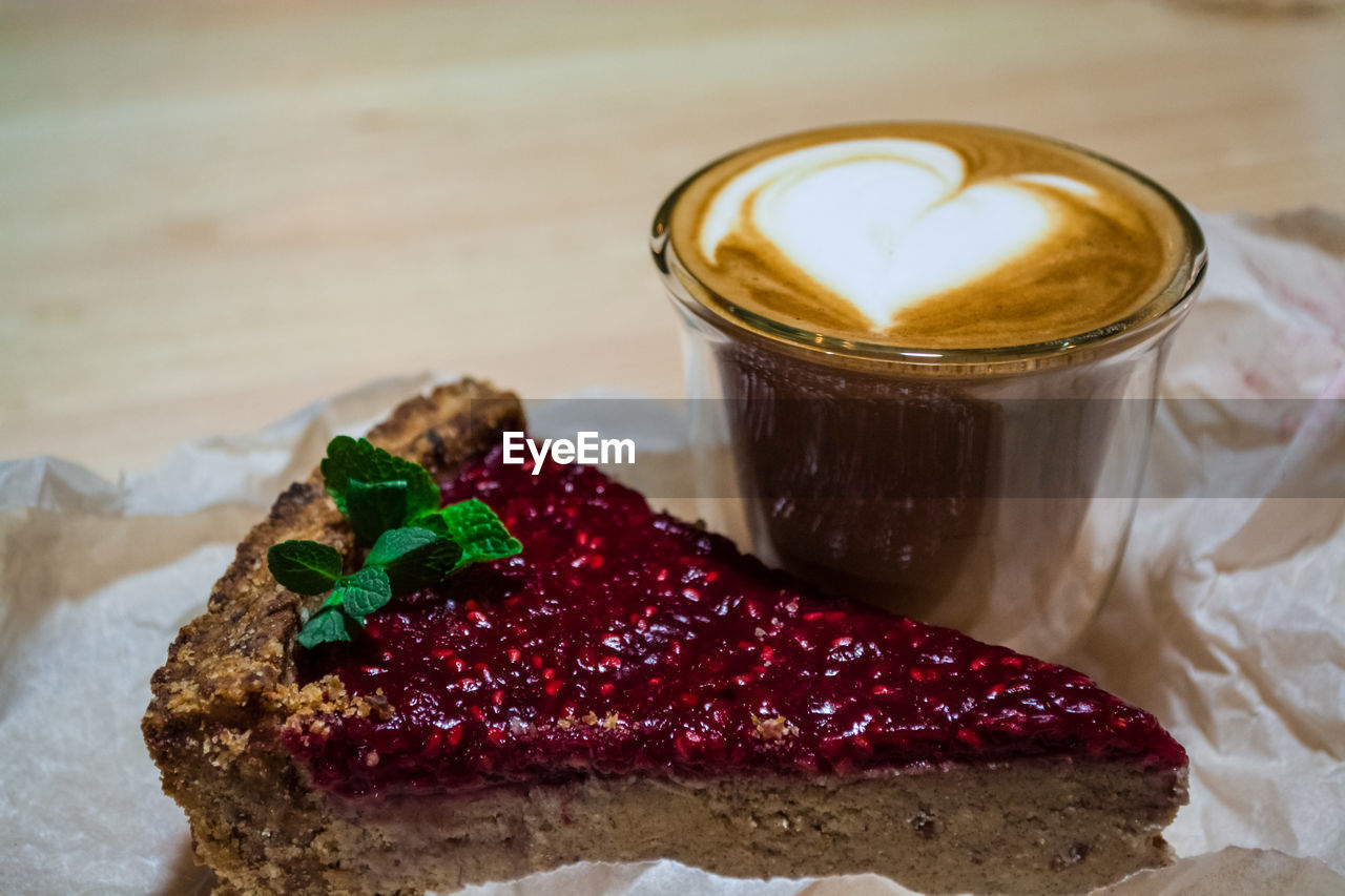 food and drink, food, still life, freshness, sweet food, drink, table, refreshment, indulgence, ready-to-eat, dessert, close-up, sweet, focus on foreground, coffee, indoors, cup, temptation, baked, coffee - drink, no people, breakfast, crockery, latte