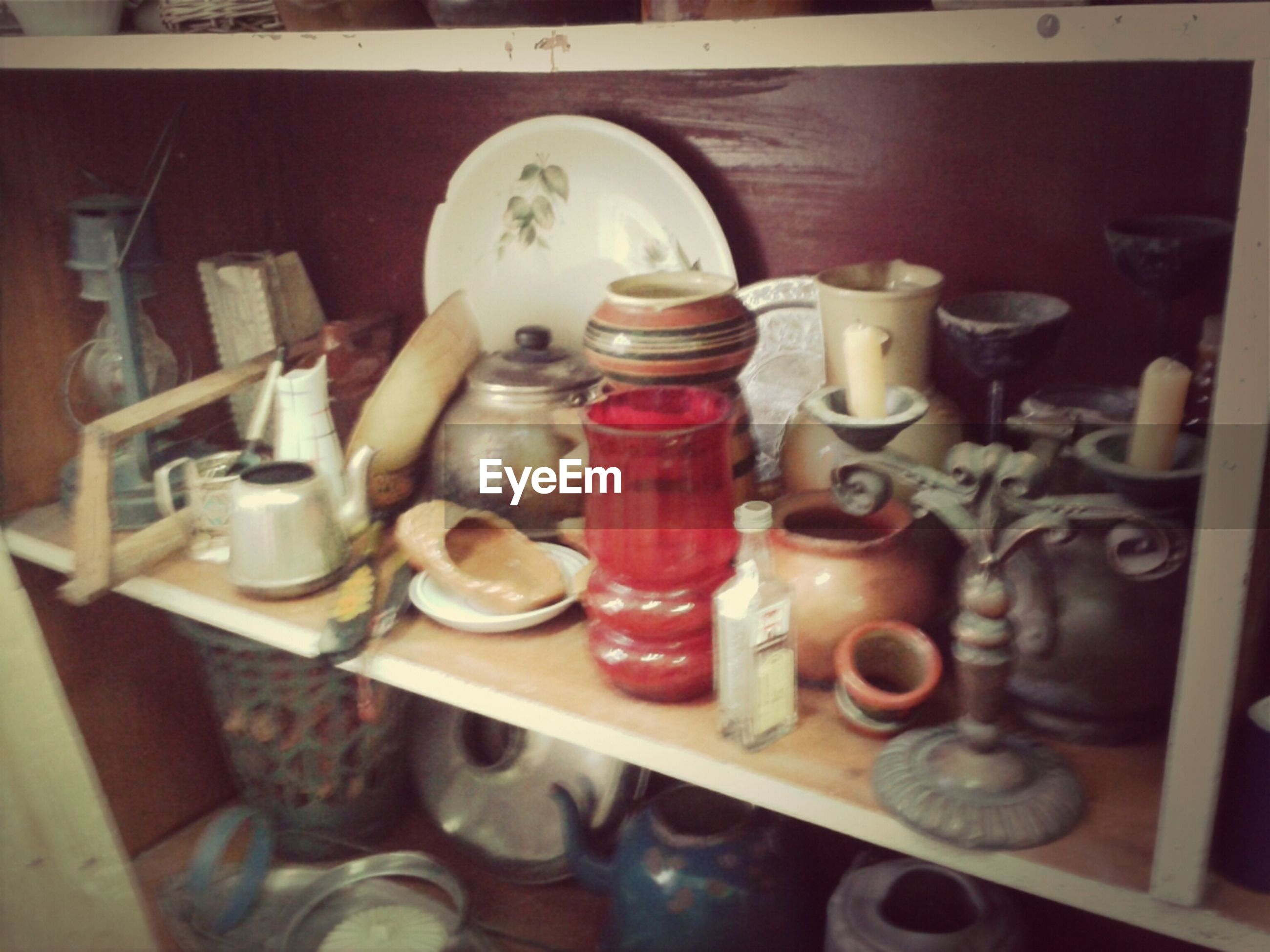 indoors, still life, variation, table, large group of objects, shelf, arrangement, choice, bottle, food and drink, no people, close-up, container, high angle view, in a row, domestic kitchen, plate, home interior, kitchen utensil, jar