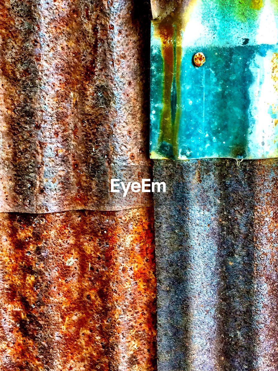 weathered, rusty, full frame, backgrounds, metal, no people, textured, day, close-up, outdoors, built structure, architecture, multi colored
