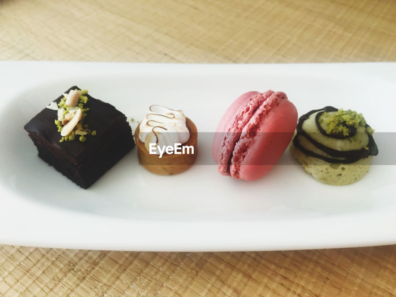 food and drink, food, freshness, plate, ready-to-eat, indulgence, table, indoors, still life, sweet food, dessert, no people, sweet, temptation, close-up, unhealthy eating, high angle view, serving size, meat, dairy product, macaroon, japanese food, garnish, snack